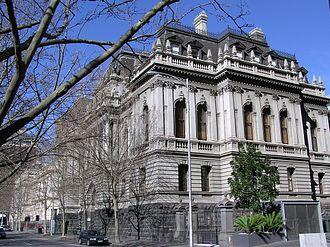 Victoria University, Melbourne - Victoria University City Campus on Queen Street