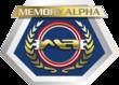 Logo of Memory Alpha