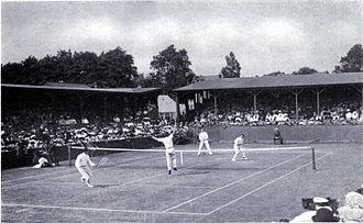 1907 Wimbledon Championships - Wimbledon 1907 Men's doubles final