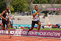 Men 100 m French Athletics Championships 2013 t154956.jpg
