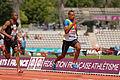 Men 100 m French Athletics Championships 2013 t154956.jpg