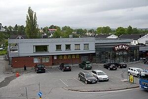 Snarøya - Snarøyas only grocery store