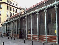 PROPUESTAS DE RULADA DE LA COMUNIDAD DE MADRID - DOMINGO 8 DE MARZO 250px-Mercado_de_San_Miguel_%28Madrid%29_01