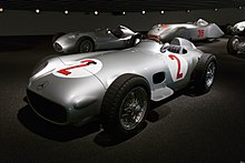 Mercedes-Benz W196R front-left Mercedes-Benz Museum.jpg