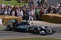 Mercedes F1 W03 Lewis Hamilton at Goodwood 2014 002.jpg