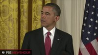 File:Merkel and Obama's Press Conference Statements.webm