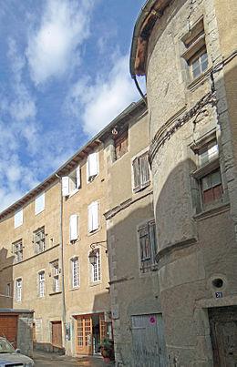Maison du viguier wikimonde for Maison du monde wikipedia