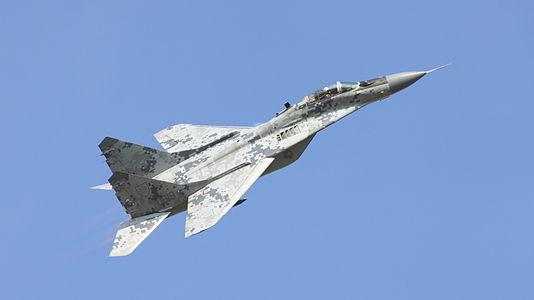 Slovakian MiG-29