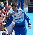 Michael Waltrip at the Daytona 500 (cropped).JPG