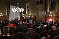 Michaela Haag, Susanne Weichesmiller, Roman Braunhofer, Sam Dopona - Abend der Nominierten zum Österreichischen Filmpreis 2014.jpg