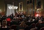 Michaela_Haag,_Susanne_Weichesmiller,_Roman_Braunhofer,_Sam_Dopona_-_Abend_der_Nominierten_zum_Österreichischen_Filmpreis_2014.jpg