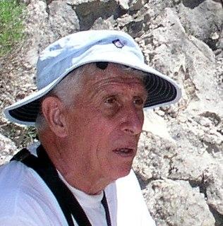Michel Siffre French cave explorer