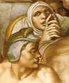 Michelangelo, giudizio universale, dettagli 15.jpg