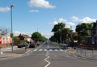 Middleton, Leeds village in United Kingdom