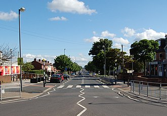 Middleton, Leeds - Image: Middleton Park Ave