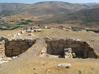 Midea (Argolid) - Remains of Midea.