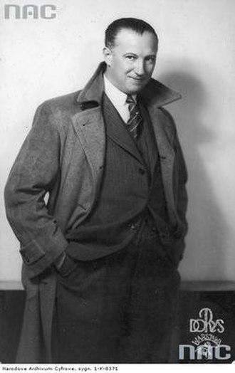Mieczysław Krawicz - Mieczysław Krawicz (1934)