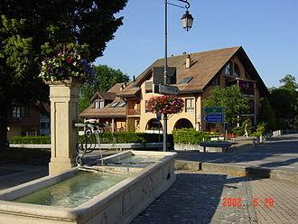 Mies - Village center