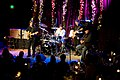 Mike Stern, Dennis Chambers, Tom Kennedy, and Randy Brecker at Jazz Alley (8), 2010-12-08.jpg