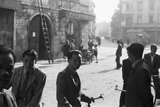 Chinatown, Milan - Chinatown, Milan in the 1940s