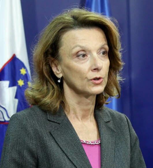 Milica Pejanović-Đurišić 2015