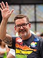 Minnesota Senator Scott Dibble at Twin Cities Pride Parade (cropped).jpg