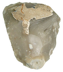 A sample of Miorcani flint
