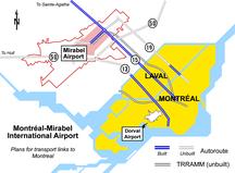 Montréal–Mirabel International Airport