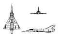 Mirage III schema.png