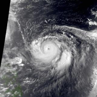 Typhoon Mireille Pacific typhoon in 1991
