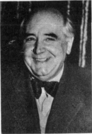 Miroslav Krleža - Miroslav Krleža in 1953