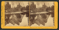 Mirror View, Three Brothers. Yosemite Valley, Mariposa County, Cal, by Watkins, Carleton E., 1829-1916 2.png