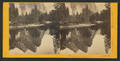 Mirror View. (Three Brothers). Yosemite Valley, by Watkins, Carleton E., 1829-1916.png