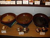 Miso paste by wilbanks in Nishiki Ichiba, Kyoto.jpg