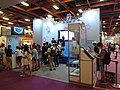 MobiMon booth, Comic Exhibition 20160816.jpg