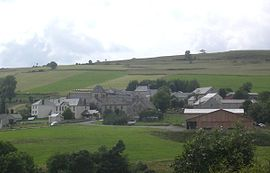 A general view of Molèdes