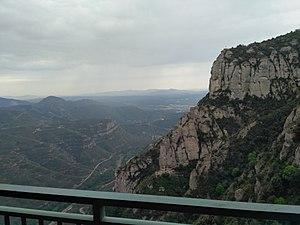 Monestir de Montserrat, Montserrat, Catalunya.jpg