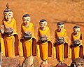 Monks - a row of faithful followers! (4386044167).jpg