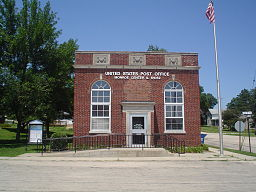 Monroe Center, IL Post Office 01.JPG