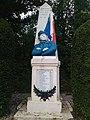 Monument aux morts (buste) d'Auberville (Calvados).jpg