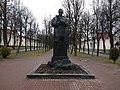 Monument to Markau, Maladzechna.jpg