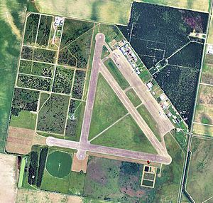 Moore Air Force Base - 2006 USGS Airphoto