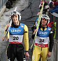 Morassi Andrea ITA left Colloredo Sebastian ITA right IMG 9391.JPG