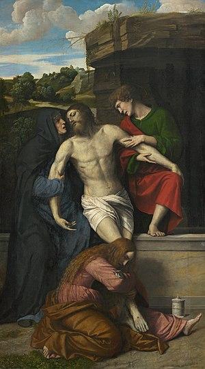 Entombment of Christ