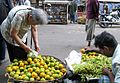 Morning market at Old Chinatown ~ Tiretta Bazar, Calcutta 05.JPG