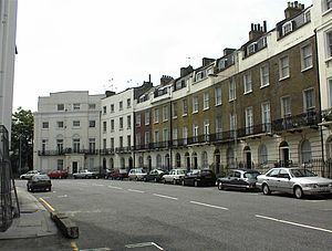 Mornington Crescent, London - Mornington Crescent