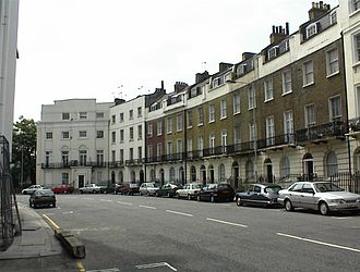 Mornington Crescent, London - Mornington Crescent