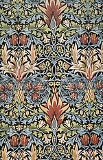 William Morris stained glass