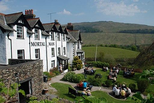 Mortal Man Inn, Troutbeck