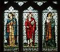 Morton (Lincs), St Paul's church window (25522421201).jpg